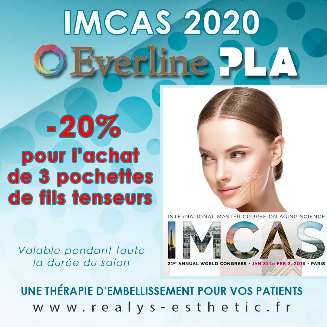 IMCAS 2020 Congrès Esthétique